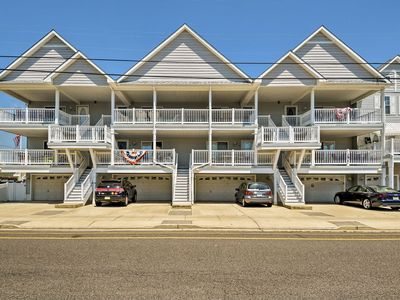 Photo for Wildwood Condo w/ Deck - Near Convention Center!