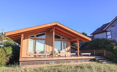 Photo for Classic Oceanfront Manzanita Charmer Close to Town and Golf Course!