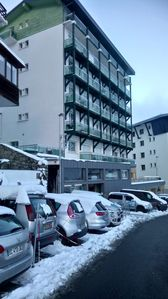 Photo for Studio in La Mongie - Ideally located - At the foot of the slopes
