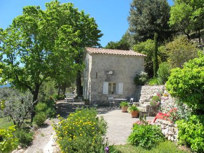 Photo for 1BR Villa Vacation Rental in Claviers, Var