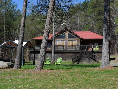 Photo for Cozy Cabin at Little River Canyon