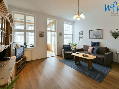 Photo for Ideal for families! Two separate bedrooms, a garden with a terrace and a