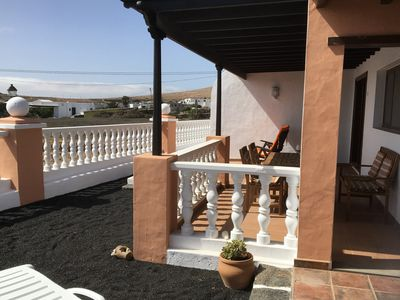 Photo for Holiday home in the heart of the island of Lanzarote for up to 6 people with barbecue area