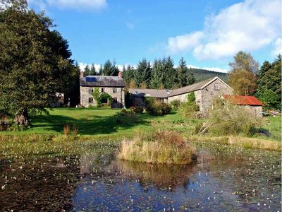 Photo for CWM BEDW FARMHOUSE, family friendly in Abbeycwmhir, Ref 12623