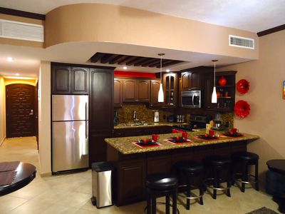 Photo for HAPPY COLORFUL UNIT PERFECT FOR A GETAWAY AT SONORAN SKY 1405
