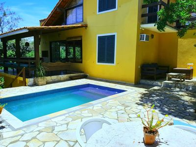 Photo for House in Geribá with panoramic views