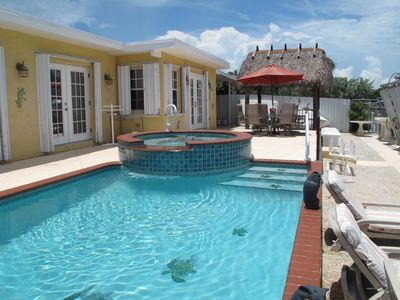 Best Marathon House with Heated Pool and Spa, Boat Dock and Ice Make