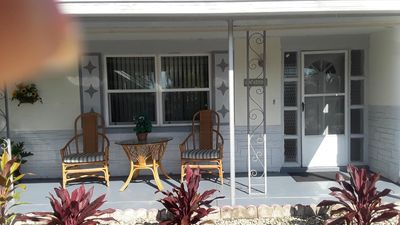 Photo for Cozy and  breeze, Holiday, FL. Near restaurants, shopping, beaches and parks!