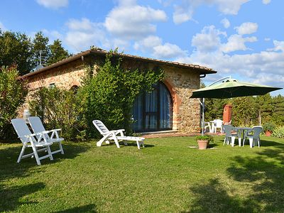 Photo for Vacation home Casa Montodeli in Mercatale Val di Pesa - 4 persons, 2 bedrooms