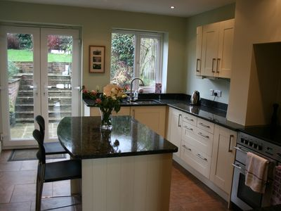 Photo for 3 Bedroom House, Sleeps 5, Beautiful Views Over Pretty Market Town Of Ashbourne