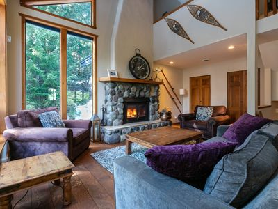 Photo for Large, Luxurious & Private Whistler Cabin