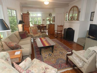 Photo for Walk to Village and Mountain Shuttle!  Renovated Quintessential Vermont home.