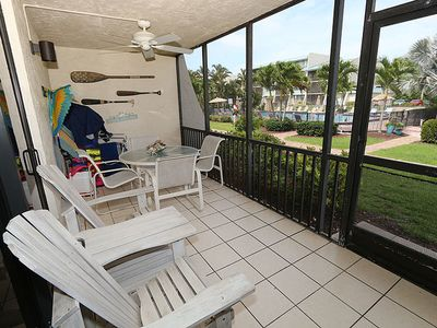 Photo for Pool View, Ground Level, Nicely Updated- Loggerhead Cay 571