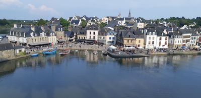 Photo for Charming T2 - Auray St Goustan - River View
