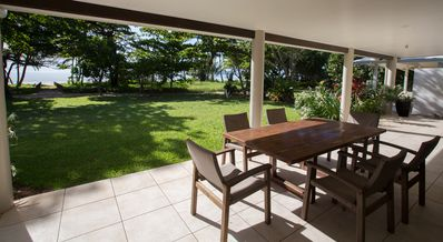 Alani -  Beach side patio