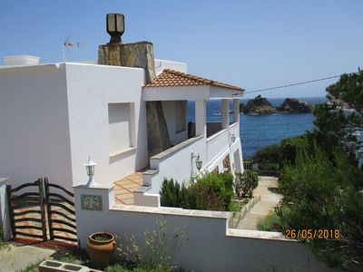 Photo for House in Cala Mesquida. Maó-Mahón (Menorca) ideal families.