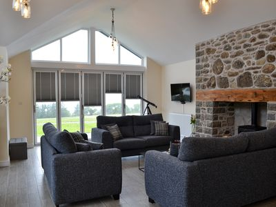 Photo for 4 bedroom accommodation in Rhosgadfan, near Caernarfon