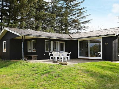 Photo for Spacious Holiday Home in Jutland Denmark with Terrace