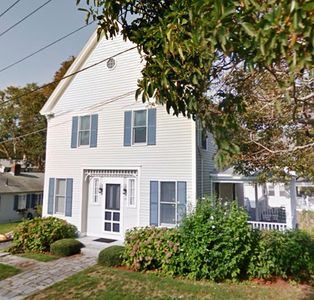 Photo for North Falmouth Partial Ocean View, 3 Min Walk To Beach, A/C WiFi Grill and Linen