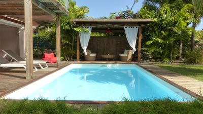 Photo for Villa small-land, holidays with friends or family, 6 people, with swimming pool