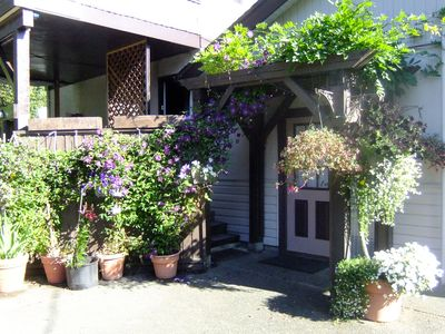 Photo for The Allbay Guest House has a separate entrance with full housekeeping facilities