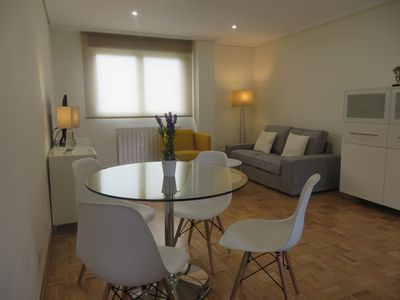 Photo for Sardinero (Santander) Close to beaches. Apartment 3 double bedrooms, 3-5 people