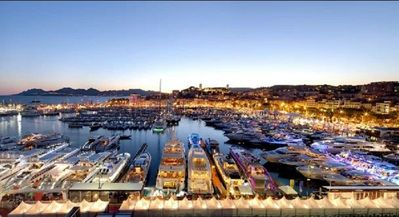 Photo for FILM FESTIVAL from May 17th to May 28th. Pointe Croisette in Cannes. Sleeps 4
