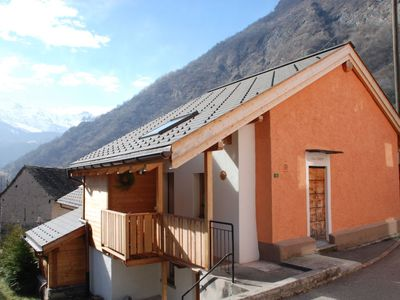 Photo for Vacation home Ca' di Trenti in Olivone - 4 persons, 2 bedrooms