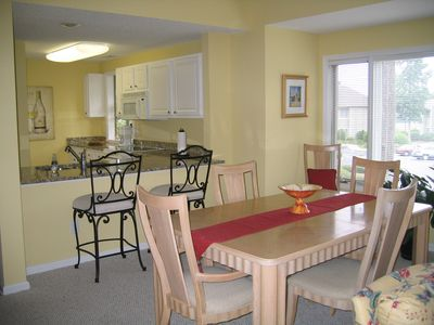 Photo for 9th Hole TIDEWATER View!! Walk to clubhouse - Short Drive to Ocean