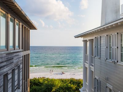 Photo for South of 30A! Gulf Views! Brand New Home!