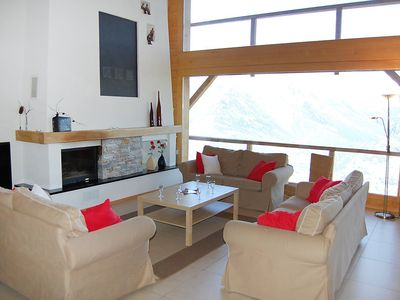 Photo for 4BR Apartment Vacation Rental in Haute-Nendaz