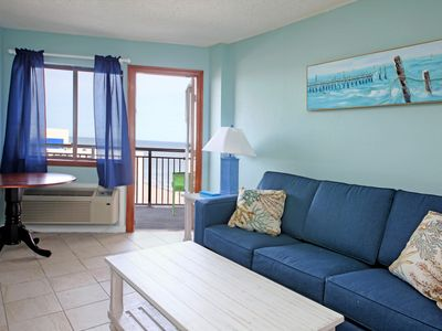 Photo for Beachtime Fun in the Sun, Stay in this 1bd Newly Renovated Oceanview Condo