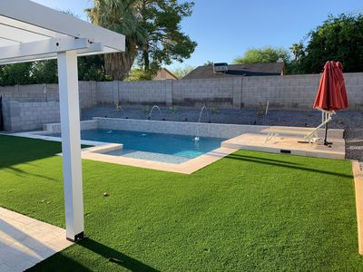 Photo for Quiet Scottsdale vacation home in Kierland. Sleeps 10, close to everything!