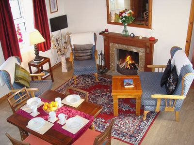 Photo for 2BR Cottage Vacation Rental in Roundstone, County Galway