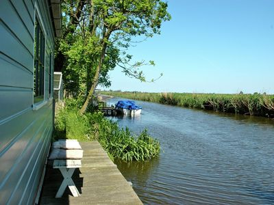 Photo for Rural guest accommodation 10 km from the centre of Amsterdam.