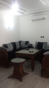 Photo for Flat three rooms furnished and equipped with air conditioning and wifi satelite