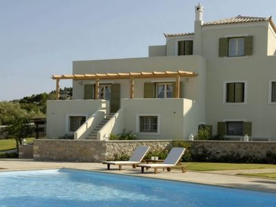 Photo for Villa Zeus invites you to Spetses - Four Bedroom Villa, Sleeps 8