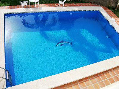 Photo for Vacation home Las Palomas in Nerja - 6 persons, 3 bedrooms