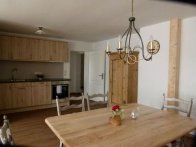 Photo for Holiday Apartment Krenn 2 with Terrace, Mountain View & Wi-Fi; Parking Available, Pets Allowed