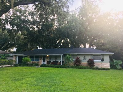 Photo for Centrally Located 3 Bedroom, 1.5 Bath Block Home in Eustis