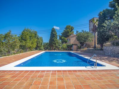 Photo for KARTINA, Bungalow for 6 people and swimming pool,free wifi