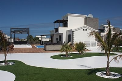 Photo for Luxury Detached Villa With Private Heated Pool, Hot Tub And Panoramic Sea Views