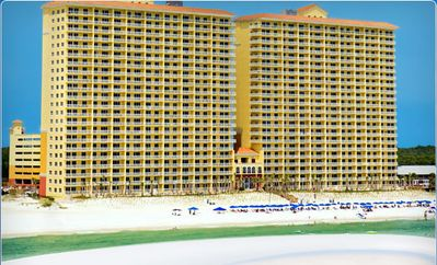 Largest Floor Plan Calypso Offers Amazing Views From This Beachfront Condo Panama City Beach