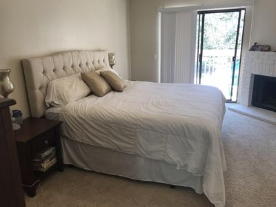 Photo for 2 Bedroom/2.5 bath with access to pool, minutes from the beach