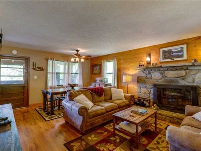 Photo for New to Rental Program! | Misty Mountain Sunrise | Full of Family Fun | Fire Pit | Hot Tub