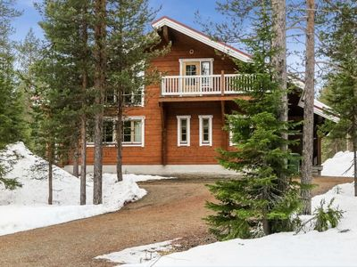 Photo for Vacation home Makarios in Kittilä - 10 persons, 4 bedrooms