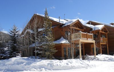 Photo for Perfect All Season Ski-in Slopeside Townhome.