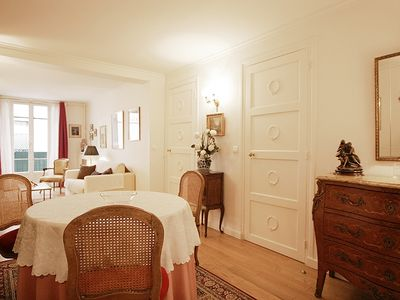 Photo for PARIS FURNISHED APARTMENT RENTAL 1 BEDROOM PALAIS ROYAL