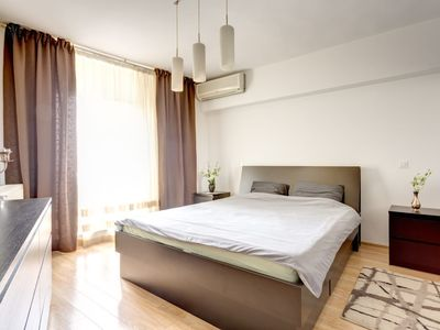 Photo for Chill&Cozy&Child friendly appartment in the heart of Bucharest