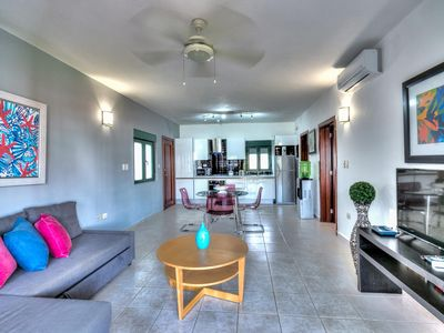 Photo for 1BR Apartment Vacation Rental in Bavaro Beach, Punta Cana